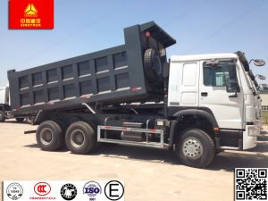 China Exported Sinotruk HOWO Euro 2 Tipper Truck Dumper Truck pictures & photos