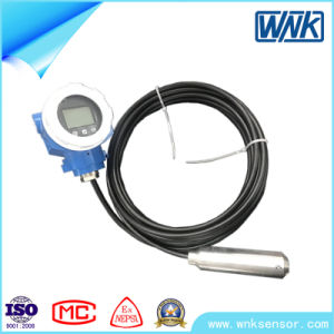 4~20mA/0-10V/0-5V Submersible Hydrostatic Underground Water Level Sensor, IP68 with Accuracy 0.2%Fs pictures & photos