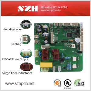 High Quality Advanced Bidet PCB PCBA Assembly pictures & photos