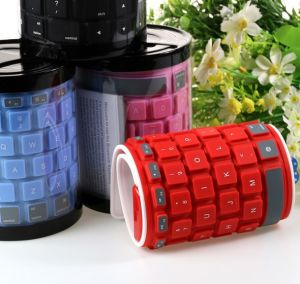 Custom Folding Bluetooth Keyboard Mouse pictures & photos