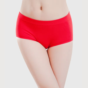 High Quality Bamboo Fibre Women Panties pictures & photos