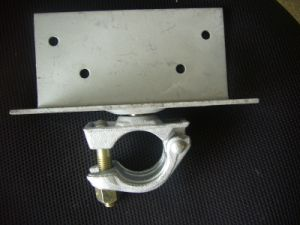 Steel Galvanzied Forged Scaffolding Coupler with Welded Plank pictures & photos