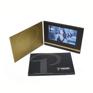 "7"" LCD Video Greeting Card pictures & photos"