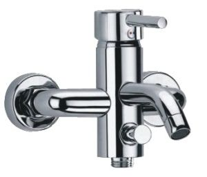 Wall Mounted Hot Selling Bath-Shower Mixer (JN88463) pictures & photos