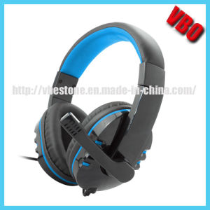Computer Headphone, Wired Headphone, for iPhone Headphone (VB-9120M) pictures & photos