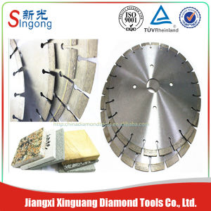 350mm 400mm 450mm Diamond Wet Cutting Disc pictures & photos