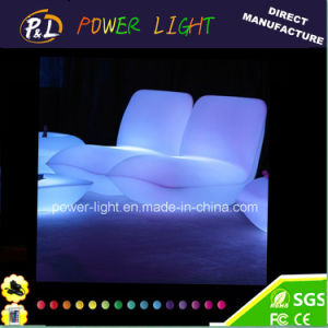 Multiple Colorful Waterproof Fashion Outdoor LED Sofa pictures & photos