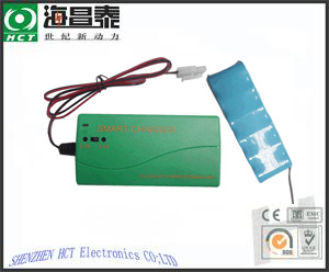6-12V Ni-MH Battery Charger for Robot (UL, CE)