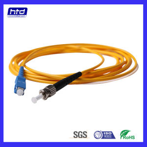 SC/PC to FC/PC Optical Patch Cord Corning Fiber