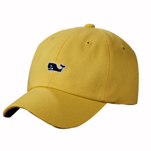 Cotton Baseball Cap with Logo Embroidery pictures & photos
