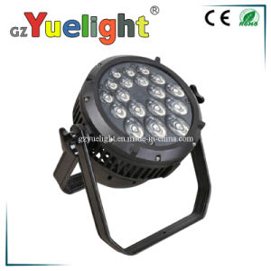 LED 18PCS*3W Water-Proof LED PAR Light pictures & photos