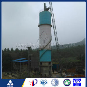 Coal Fired Lime Production Plant Vertical Kiln Exported to India pictures & photos