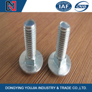 Hot Sale Bright Stainless Steel Round Head Bolt pictures & photos