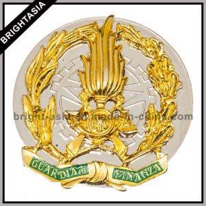 Custom Made Metal Coin for Army Emblem (BYH-10801) pictures & photos