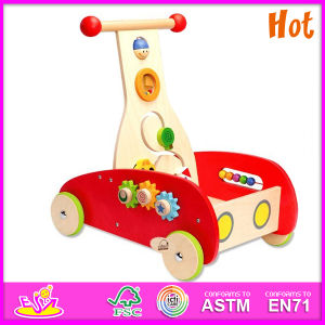 2015 New Go Cart Toy, Popular Wooden Toy Go Cart, Hot Sale Wooden Go Cart Toy W16e002 pictures & photos