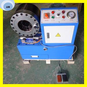 Hose Skiving Machine Flexible Hydraulic Hose Locking Machine pictures & photos