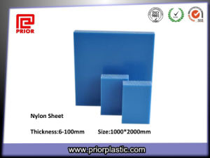Factory Price Extruding Plastic PA66 Plate Nylon Sheet pictures & photos