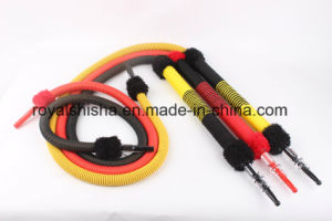 Hot Selling Deluxe Kaya Hookah Leather Hookah Shisha Hose pictures & photos