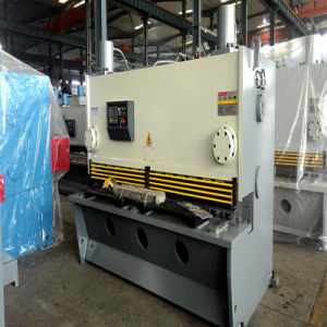 3m 4mm 5mm 6mm Sheet Iron Plate Hydraulic Shearing Machine pictures & photos