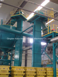 Lost Foam Production Line/ EPC Casting Equipment/Lfc pictures & photos