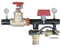 Floor Control and Test Valve (Zone control valve)