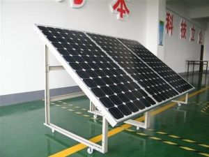 10W-300W PV Solar Panel. Solar Module Mono or Poly Option pictures & photos
