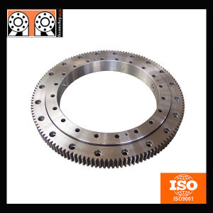 External Gear Single-Row Cross Roller Slewing Bearing pictures & photos