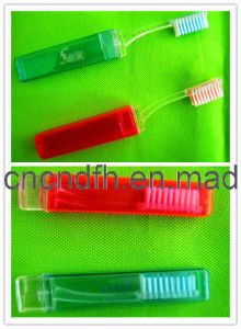 Folded Traveling Toothbrush (DFH-TB01)