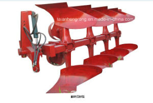 Tractor-Plough/ Share Plow 1lf-430/ Professional Manufacturer of Heavy Duty Mounted Reversible Plough pictures & photos