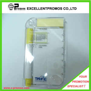 Promotional Multifunction PP Case Sticky Notepad with Ruler (EP-R9100) pictures & photos
