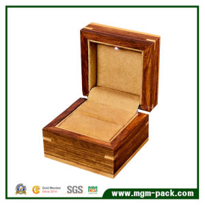 High Quality with LED Rosewood Jewelry Box pictures & photos