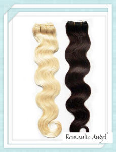 Body Wave Virgin Human Hair Remy Human Extensions pictures & photos