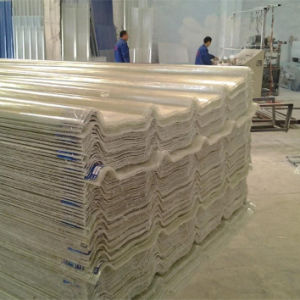 Building Material/FRP Transparent Panel pictures & photos