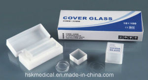 Cover Glass 18X18mm, 20X20mm, 22X22mm, 24X50mm, 24X60mm pictures & photos