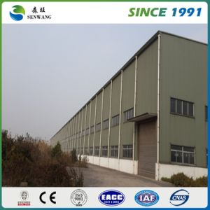 Factory Directly Prefabricated Light Steel Structure Warehouse pictures & photos