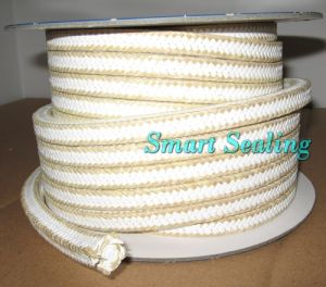 PTFE with Aramid Fiber in Corners Braided Packing (SMT-PP-126)