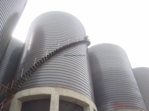 50L~100000L Stainless Steel Storage Tank Silo pictures & photos
