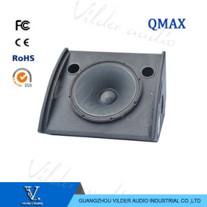 Q-Max Professional Monitor for Stage 15′′ Woofer Coaxial pictures & photos
