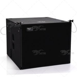 Vera S18 Line Array 18inch Subwoofer Speaker Box Design pictures & photos