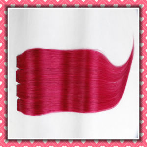 Hot Remy Human Hair Tape Hair Extensions Skin Weft 22inch pictures & photos