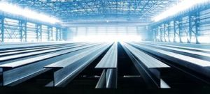 ASTM En Standard Steel I-Beams