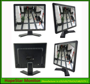 1280X1024 HD 4: 3 LCD 19 Inch CCTV Monitor pictures & photos