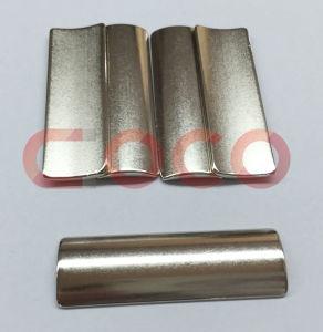Arc Neodymium Perment Motor Magnets pictures & photos