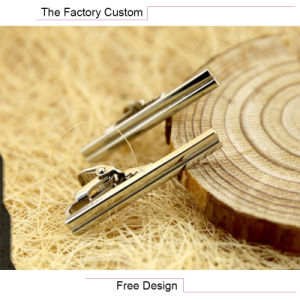 High Quality Tie Clip with Copper Material pictures & photos