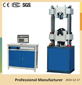 Computer Display Universal Testing Machine for Steel Bar