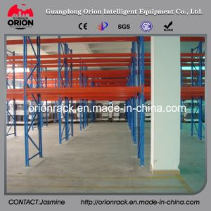 Heavy Duty Pallet Style Metal Shelving Units Rack pictures & photos