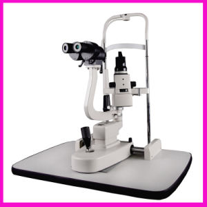 China Top Quality Slit Lamp with LED Lamp (SLM-1X) pictures & photos
