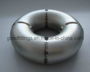 Stainless Steel Pipe Fittings Elbow 90degree pictures & photos