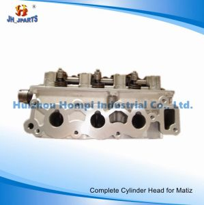 Complete Cylinder Head for Daewoo Matiz Aveo F8CV F8c 96316210 96642707 pictures & photos