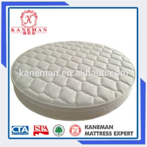 Home Furniture Wholesale Products Low Price Round Spring Mattress pictures & photos
